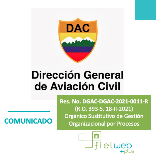 Resolución No. DGAC-DGAC-2021-0011-R